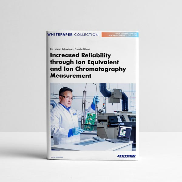 Increased Reliability through Ion Equivalent and Ion Chromatography